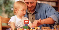 Первые занятия с ребенком