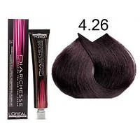 L'Oreal Professionnel краска для волос DIArichesse 4.26 Сливово-красный