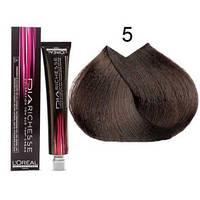 L'Oreal Professionnel краска для волос DIArichesse 5 Светлый шатен