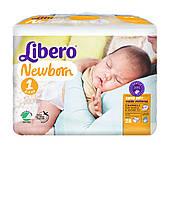 Подгузник детский Либеро Ньюборн 1 (2-5кг) (28)