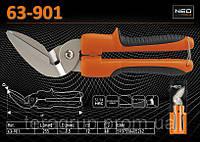Ножницы для резки напольных покрытий 255мм., NEO 63-901