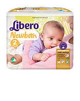 Подгузник детский Либеро Ньюборн 2 (3-6кг) (36)