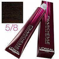 L'Oreal Professionnel краска для волос DIArichesse 5.8 Мокко-капучино