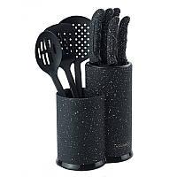 Набор кухонных ножей Royalty Line RL-KT9 9 предметов