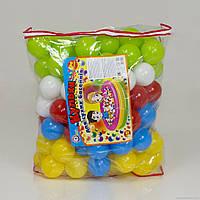 """Набор шариков для сухих бассейнов 4548 (2) 100 штук """"ИНТЕЛКОМ"""""""