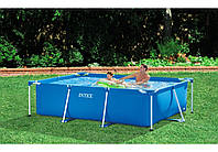 Intex 28270 каркасный бассейн Small Frame 220 х 150 х 60 см.