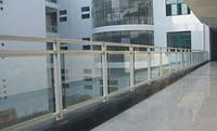 Балконные перила металлические