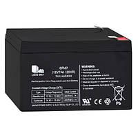 Батарея 12V-7AH (1шт) для электромобилей, универсальная