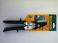 "Ножницы по металлу KRAFTOOL 2324-R ""UNIVERSAL"" , Cr-Mo, правый рез, 260 мм Киев."