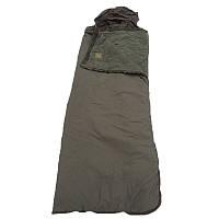 Спальный мешок демисезон (одеялом) с влагостойким дном. ВС Франции, оригинал.