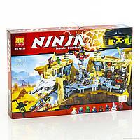 Детский конструктор Ниндзя