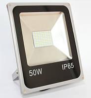 Прожектор светодиодный AV 50Вт SMD (теплый белый)