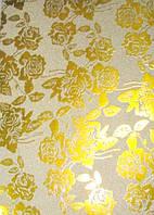 Картон А4, Золотые Розы