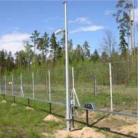 Системы периметральной охранной сигнализации