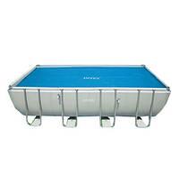 Intex Тент для бассейна 29026 (антиохлаждение) 549-274см