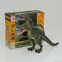 Динозавр 9986 А (12) подсветка, звук, на батарейке, в коробке