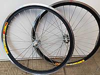 алюминевое двойное колесо 24 заднее МТБ, фото 1