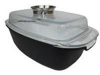 Жаровня с керамическим покрытием, Oscar Cooks Austria 441C 32сm.