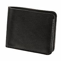 Кожаное портмоне 4.1 (4 кармана) Уголь, фото 1