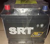 Автомобильный Аккумулятор SRT 50 А СРТ 50 Ah