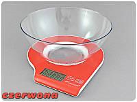 Кухонные электронные весы Ronner TW3010R., фото 1
