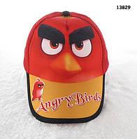 Кепка Angry Birds для мальчика. 52-54 см