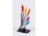 Набор металлических ножей с керамическим покрытием Rossler TW 3480