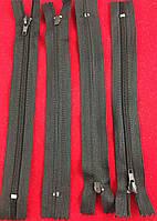 Молния для брюк 18 см черного цвета, фото 1