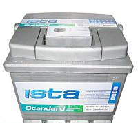 Автомобильный Аккумулятор ISTA 50 А Иста 50 Ампер