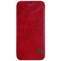 Nillkin Qin Case iPhone 7 Red