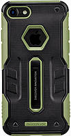 Nillkin Defender IV case with Holder iPhone 7 Black/Green