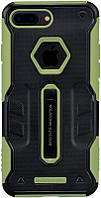 Nillkin Defender IV case with Holder iPhone 7 Plus Black/Green