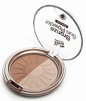 Бронзирующая пудра с пантенолом Bronze Sun Powder Bell № 20