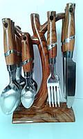 Набор столовых приборов Edel Hoff Swiss EH 8011 24 предмета