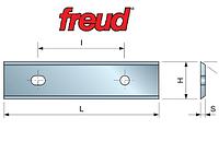 Ножи твердосплавные сменные 30х12х1,5 мм для обработки древесных материалов (Freud)