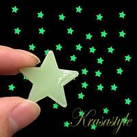 Светящиеся звезды для интерьера
