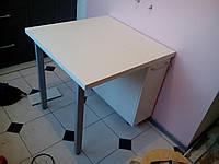 Стол для кухни с тумбочкой