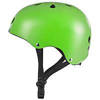 Шлем-каска Powerslide Inline Skater Allround green (58-62 см)