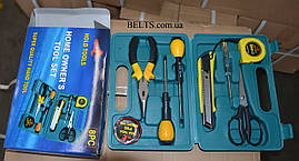Ручний інструмент для дрібного ремонту Home Оwner's Tool Set 8 предметів