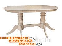 Обеденный стол Анжелика W 1,5м (крем)