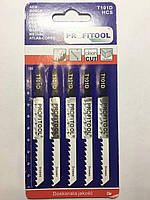 Пилочки на электролобзик по дереву Profitool (профитул), T101D