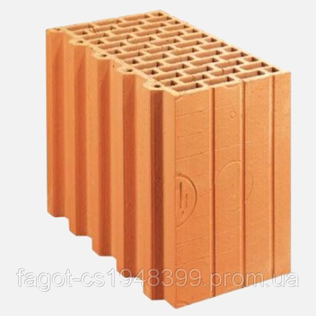 Керамический блок Porotherm 30 P+W Profi