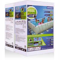 Каркасный бассейн Intex 28372 Ultra Frame (975x488x132 см.), фото 2