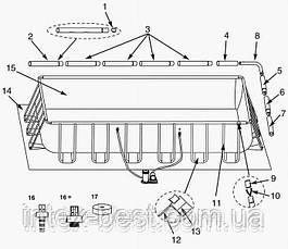 Каркасный бассейн Intex 28372 Ultra Frame (975x488x132 см.), фото 3
