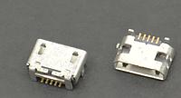 Разъем для зарядки, коннектор LG BL20, E900. GD510, GS290, GS500, GT505, GT540, GW520, P500, P970