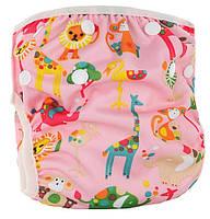 Трусики для бассейна для новорожденной девочки от 0 до 2-х лет
