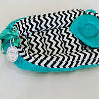 Кокон-гнездышко  + ортопедическая подушка для новорожденных