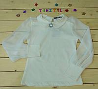 Нарядная трикотажная  блузочка   на рост 128-164 см