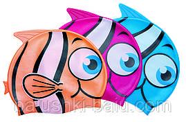 "Шапочка для плавания в форме ""Рыбка"", Bestway"
