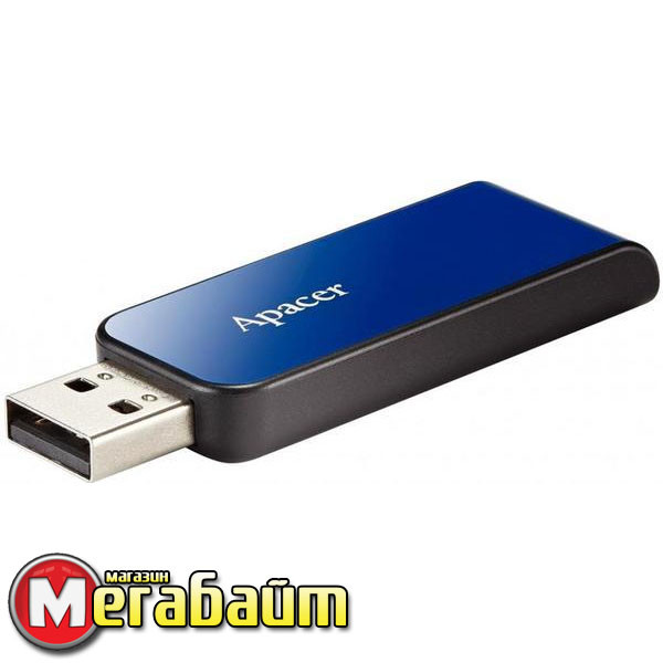USB flash Drive Apacer AH334 16GB Blue